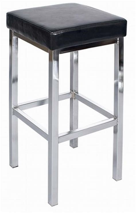 very tall bar stools tall dakota chrome bar stool pub chairs by trent furniture