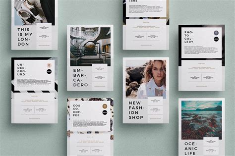 Indesign Flyer Templates Top 50 Indd Flyers For 2018 Designercandies Indesign Template Ideas