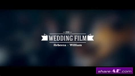 10 Wedding Titles After Effects Templates Motion Array 187 Free After Effects Templates Motion Title Templates