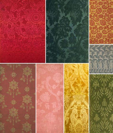 Fabric Pattern Designer Jobs | history of surface design damask pattern observer