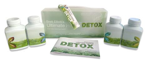 Ultimate Herbal Detox Drink by What Is In The Best Detox Brett Elliott S