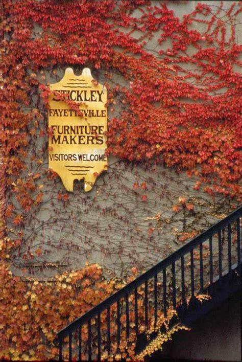 stickley museum fayetteville  york design