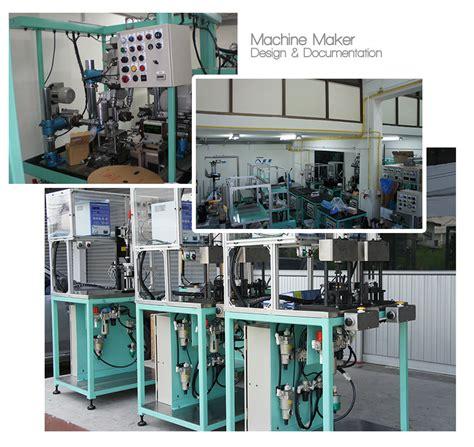 machine maker