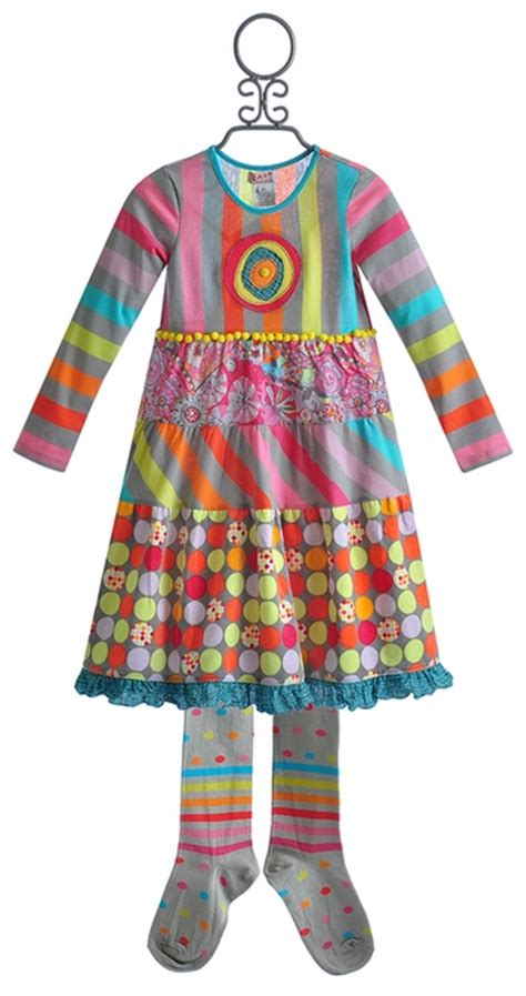 Back To School With Couture zaza couture back to school dress gertrude stripes
