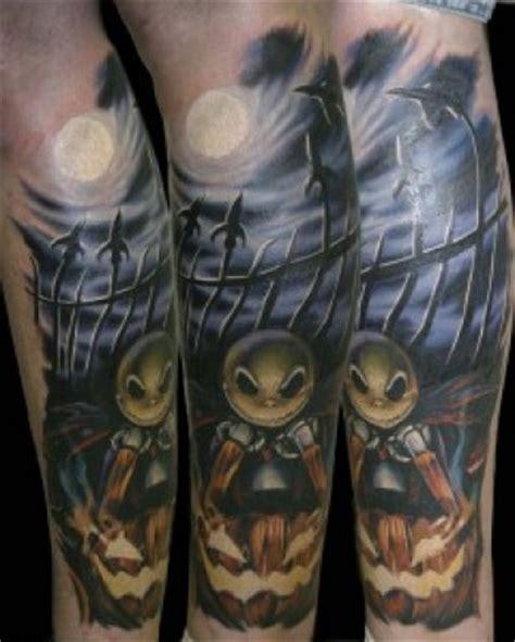 25 nightmare before christmas tattoos holytaco