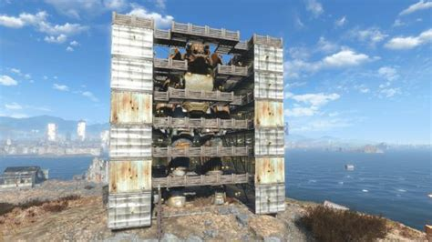 Matt Damon S House Boston by Fallout 4 Settlements The Biggest And Best Pcgamesn