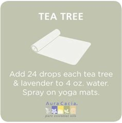 Clean Mat With Tea Tree by Clean Your Mat W Tea Tree Essential