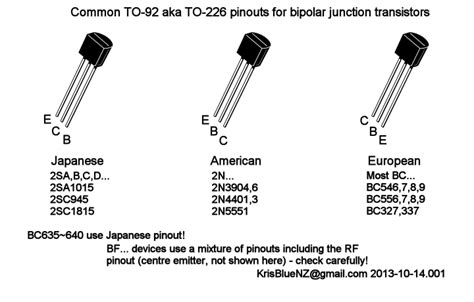 a1015 transistor pin configuration transistor alternative electronics forums