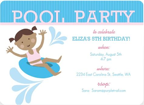 sle birthday invitations birthday invitations for pool cogimbo us
