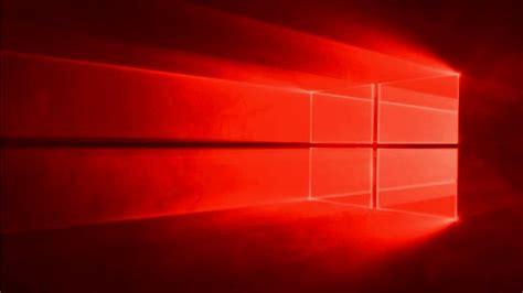 wallpaper windows 10 red red wallpaper windows 10 wallpapersafari
