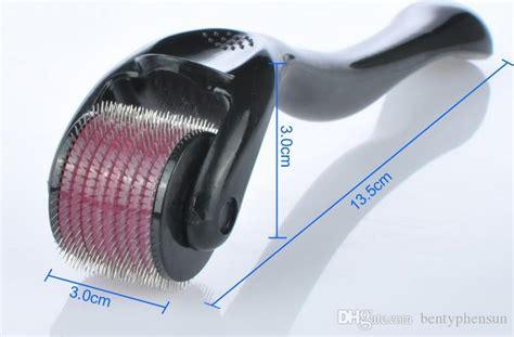 Derma Roller Skin Size 1 5 Mm 0 2mm 0 5mm 1 0mm 1 5mm 540 needles microneedle derma skin