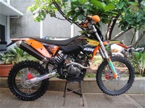 Motor Trail Ktm Second Jual Motor Cepat Butuh Tanpa Perantara Info Trail Ktm
