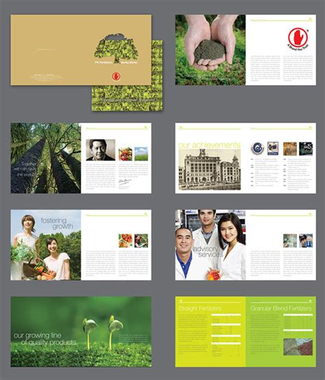best layout design brochure 20 beautiful modern brochure design ideas for your 2014