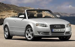 2010 Audi A4 Convertible Audi A4 Convertible Collection