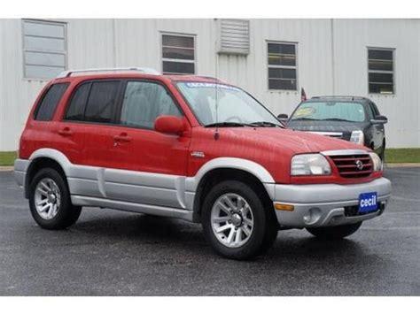 Buy Used Suzuki Grand Vitara Buy Used 2005 Suzuki Grand Vitara In Kerrville