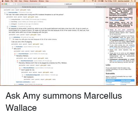 memes  marcellus wallace marcellus