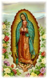 virgencita de guadalupe our lady of guadalupe