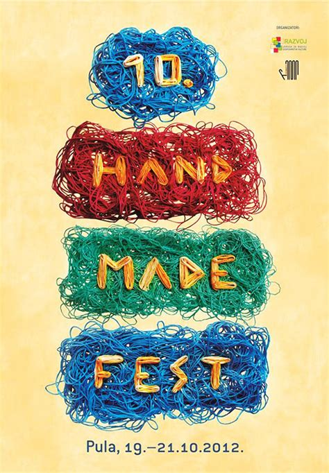 Handmade Posters - made poster on behance