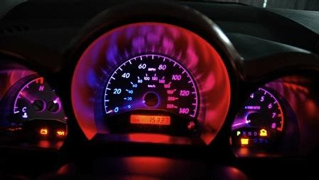 club scion tc forums changing dash lights