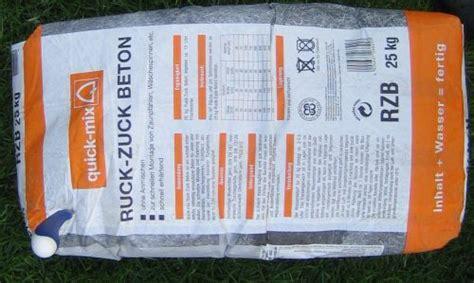 beton estrich sack preis 4113 sack fertigbeton mischungsverh 228 ltnis zement