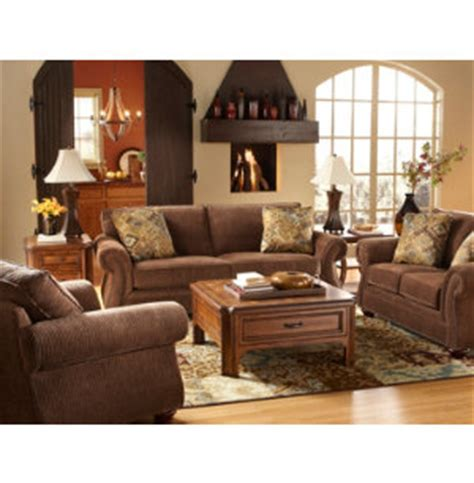 Art Van Living Room Sets | hearth rcv collection fabric furniture sets living