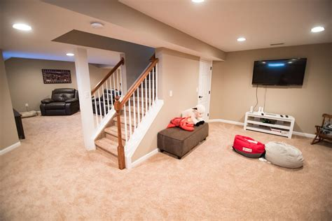basement finishing remodeling contractor in novi south