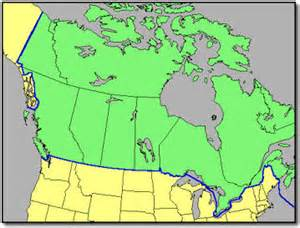 border of canada and usa map pilotworkshops usa canada border crossing
