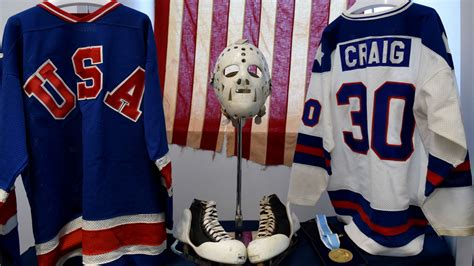 The Miracle Hockey Where Is The Miracle On Puck Hockey Of Fame Wants To Nhl Sporting News