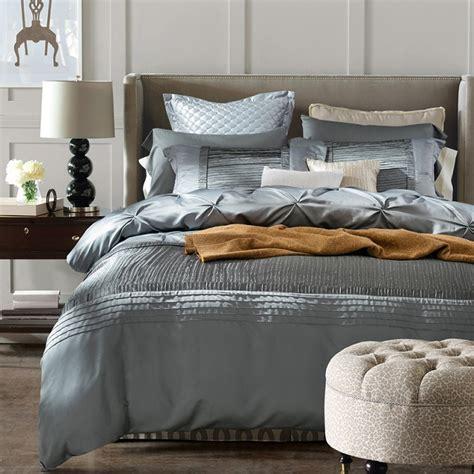 designer bed sheets popular luxury silver bedding buy cheap luxury silver