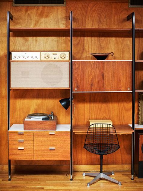 33 awesome exles of mid century modern interior design 29 awesome and functional mid century wall units digsdigs