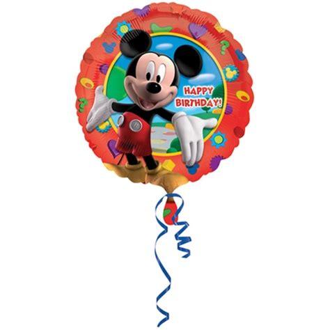 Balon Happy Birthday Mickey Mouse 22094 mickey mouse happy birthday folyo balon
