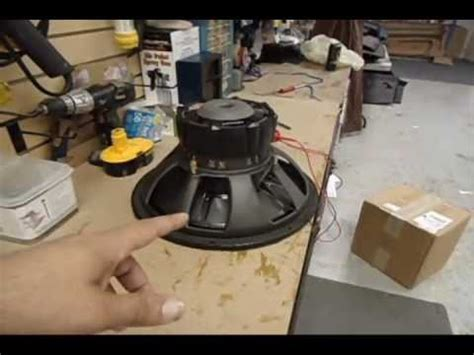wire  dvc subwoofer  ohm  ohm series parallel  youtube