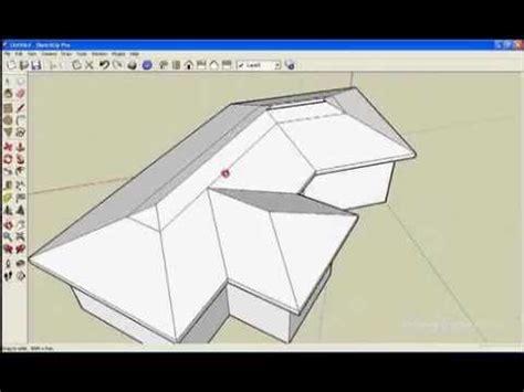 tutorial google sketchup 2014 tutorial dasar google sketchup 4 complexshape youtube