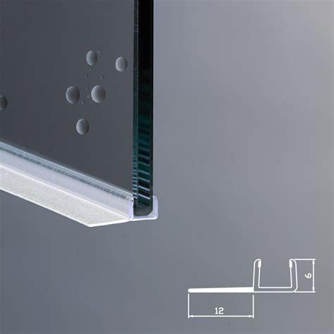 profilo box doccia profilo per box doccia per vetri di spessore da 6 mm ec 12