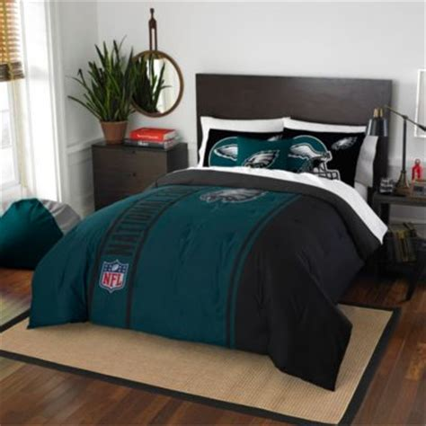Philadelphia Eagles Comforter Set by Buy Nfl Philadelphia Eagles Complete Bed Ensemble From Bed