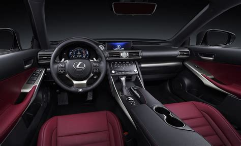 lexus is300 2017 interior 2017 lexus is facelift revealed at beijing motor show