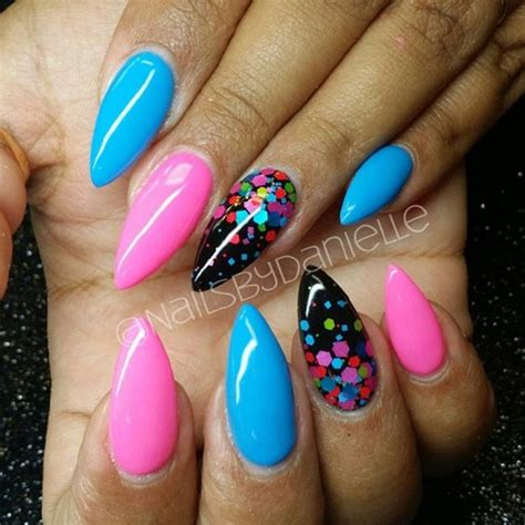 Einfache Nägel by Instagram Media By Nailsbydanielle Nail Nails Nailart