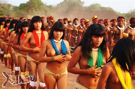 African Nude Girl Pageant