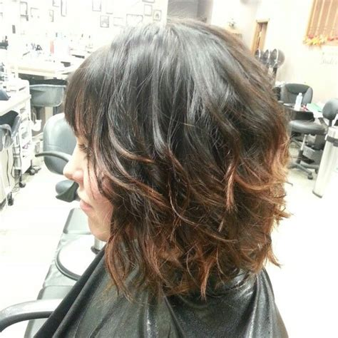 short dark ombre hair color copper ombre dark brown color and brown colors on pinterest