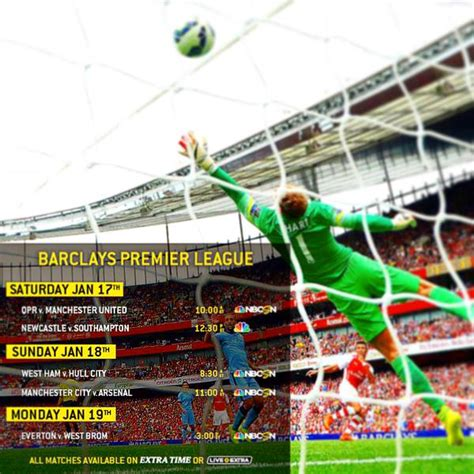 epl viewership premier league saturday gameweek 22 tv times and open