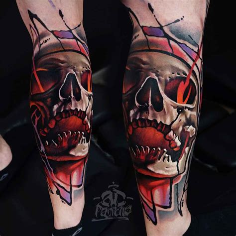tattoo magazine submissions artist a d pancho wroclaw poland inkppl