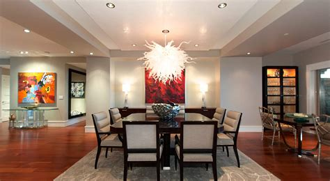 modern chandelier design in dining room chandeliers