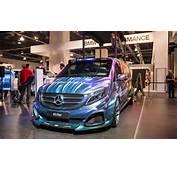 At SEMA Show 2014 BenzInsidercom A Mercedes Benz Fan Blog