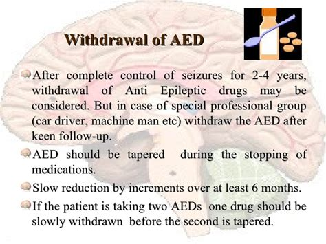 Seizures After Detox by Epilepsy An Overview