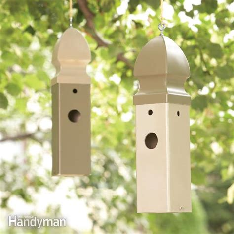 bird house how to build a wren house the family handyman