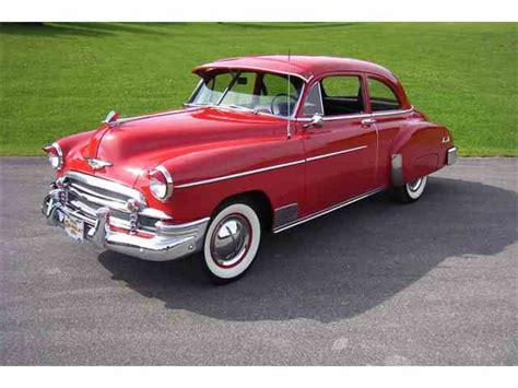 1950 chevrolet styleline deluxe 1950 chevrolet deluxe for sale on classiccars 8