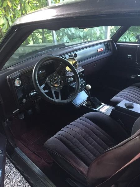 todays cool car find    chevrolet monte carlo ss