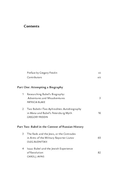 biography in context title list the enigma of isaac babel biography history context
