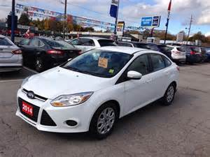 2014 Ford Focus Se Specs 2014 Ford Focus Se Niagara Falls Ontario Used Car For