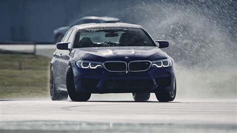 bmw  sets  world record  longest drift video